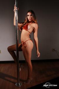 Showgirl Monica